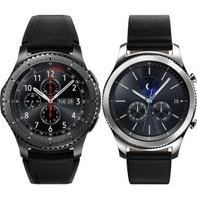 Samsung Gear S3 frontier Smartwatch mit Silikon-Armband für 309,90€ [Rakuten]