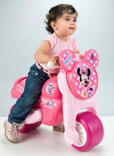 Minnie Maus Bobbycar (Roller) von Feber für 18,95€ mit [Amazon Prime]