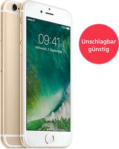 iPhone 6s (32GB) ohne Tarif
