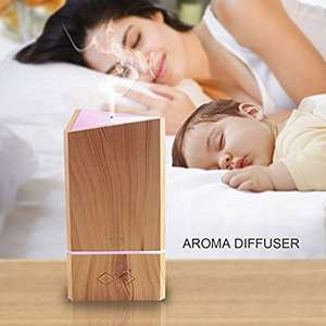 "[Amazon] Aroma Diffuser Holz - mal in schönem Design statt ""Nippeldesign"" - 35%"