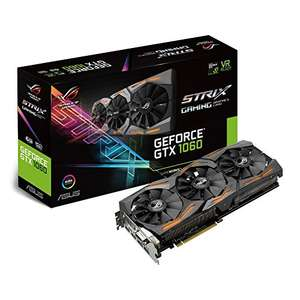 [Amazon.fr] Asus ROG STRIX-GTX1060, 6 GB
