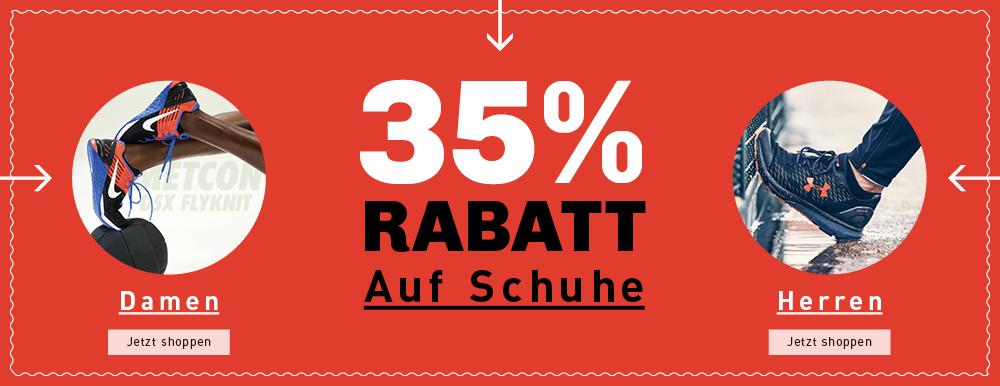 [my-sportswear.de] 35% auf Schuhe!