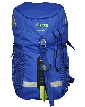 Kinderrucksack Nordkapp von Bergans, 18L in blau, rot, schwarz oder lila für 27,70€ inkl. VSK bei [tausendkind] statt ca. 40€