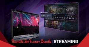 [Steam] Humble Software Bundle: Streaming