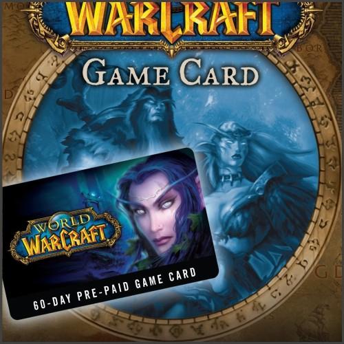 World of Warcraft 60 Tage Spielzeit für 19 Euro auf Nerdbazar.de