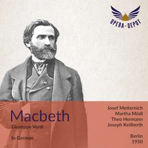 [Opera Depot] Macbeth von Giuseppe Verdi als Gratis-Download