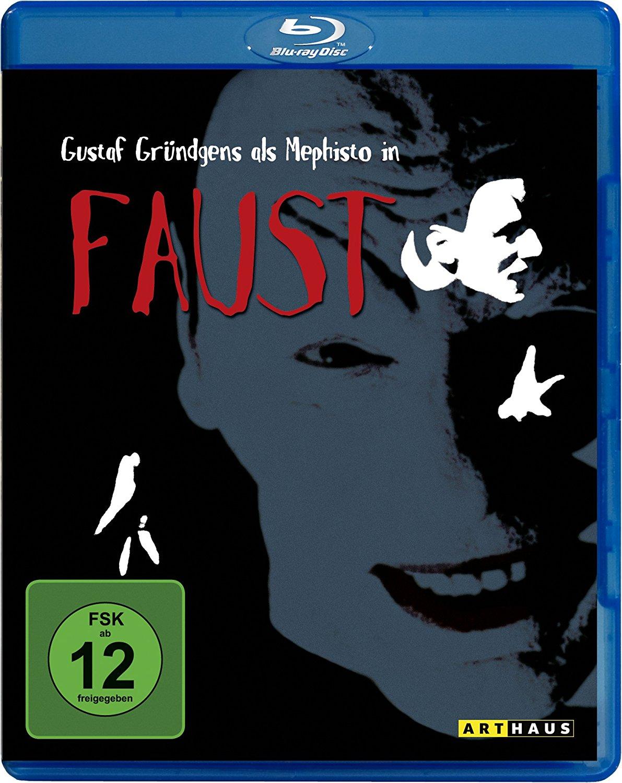 """""""Faust"""" (1960, mit Gustaf Gründgens) (Bluray) für 4,97€ [Amazon Prime]"""