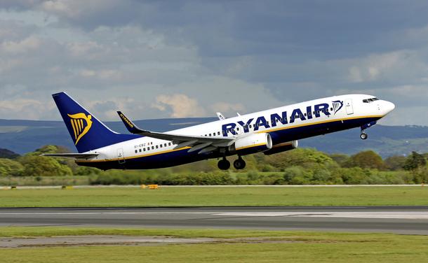 Ryanair: Innereuropäische Flüge von deutschen Flughäfen ab 5 Euro pro Strecke