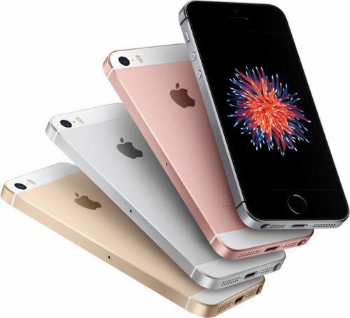 [ebay] Apple iPhone SE 64GB in grau und silber, ohne SIM-Lock, neuwertig für 377,00€