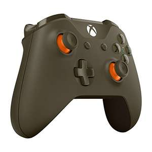 Microsoft Xbox Wireless Controller SE olivgrün und Winter Forces für 46,62€ @ Amazon Spanien