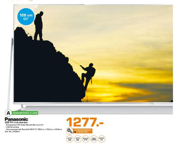 [Sammeldeal Wiedereröffnung Saturn Dresden] viele Angebote ab 23.03. nach Umbau im Saturn DD z.B. Panasonic TX-50DXW804 für 1277€, Bose Solo 5 für 189€, JBL Flip 3 59€, GoPro Hero 5 369€ und vieles mehr.