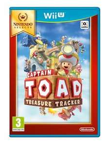 Captain Toad: Treasure Tracker (Wii U) für 18,80 Euro (Base.com)