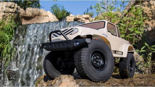 ECX Barrage 1.9 4WD Brushed RTR