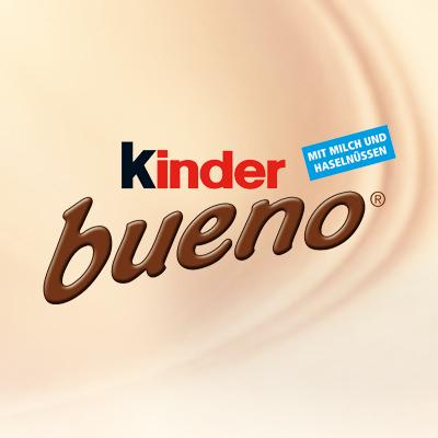Bis zu 3x Cash Back bei Kinder Bueno