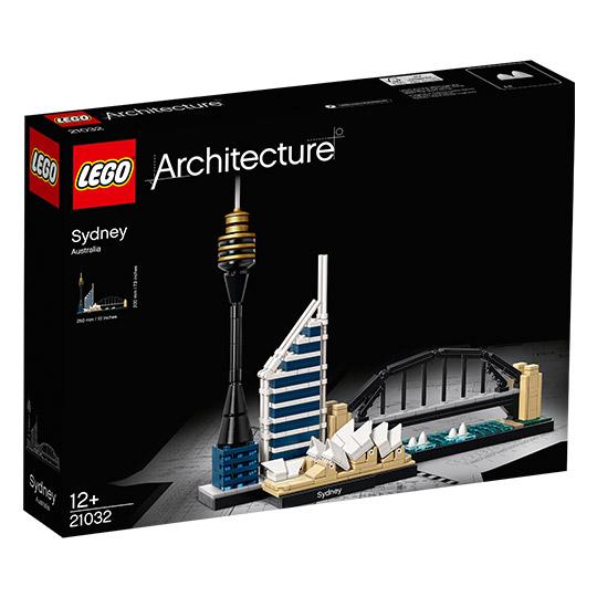 [Real] offline Lego Architecture Sydney 21032 für 19,99
