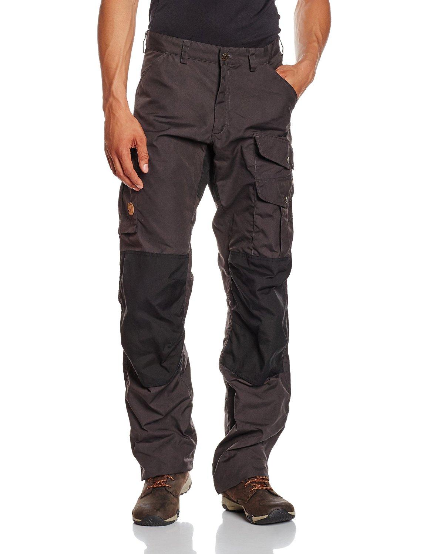 Fjällräven Trekkinghose Barents Pro schwarz/grau in 52 bei Amazon zum absoluten Bestpreis