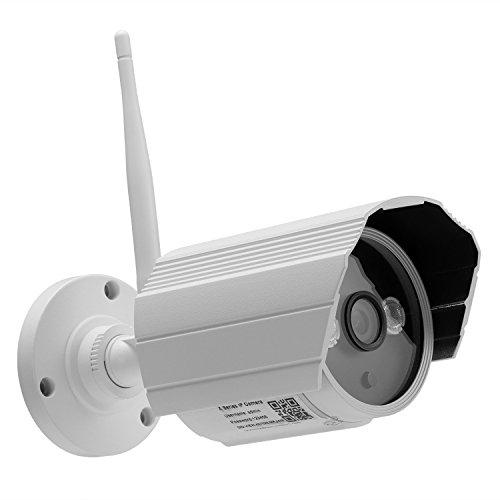 Amazon: Outdoor IP Kamera wetterfest mit Nachtsicht knapp 30% bzw. 20€ reduziert