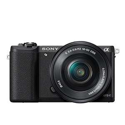 Sony A5100 + Objectif 16-50 mm/55-210 mm