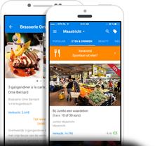 [Social Deal] 3,50€ Gutschein dank neuer App! [Lokal AC/ MG/ BE/ NL]