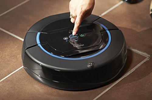 iRobot Scooba 450 - Nasswisch-Roboter (3-Stufen Reinigungssystem) schwarz/blau [Amazon Italien] - PVG 508,71€