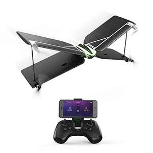 Parrot Minidrone Swing + Flypad Controller mit Kamera [Amazon] - bis zu 30km/h! - PVG 119,99€