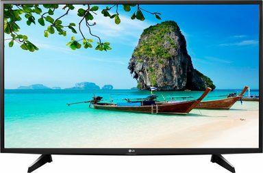 [Otto] LG 49UH610V Fernseher 123 cm (49 Zoll) 4K Ultra HD LED-TV, IPS, Triple Tuner, Smart TV, USB-Recording und Timeshift