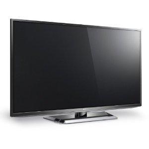 LG 50PM670S 50 Zoll 3D Plasma-Fernseher, Energieeffizienzklasse B (Full-HD, 600Hz, DVB-T/C/S, Smart TV) schwarz