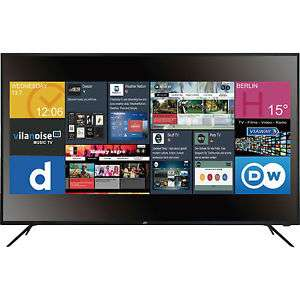 [Mediamarkt / Metro] JAY-TECH GENESIS UHD 5.5 SMART DVX 5S LED TV (Flat, 55 Zoll, UHD 4K, SMART TV)