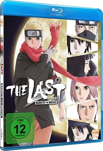 [Amazon Prime]The Last: Naruto - The Movie (Blu-ray) für 19,97€