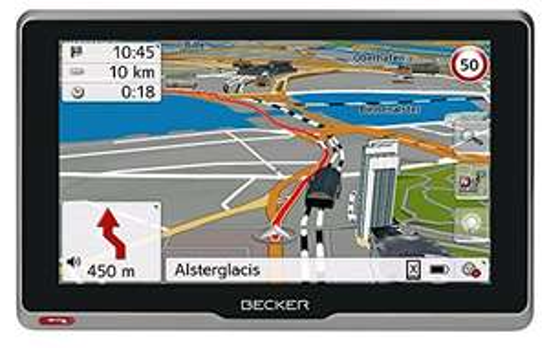 [Amazon Blitzangebot] Becker active.6s EU plus Navigationsgerät (15,8 cm ( 6,2 Zoll ) kapazitives Echtglasdisplay, 46 Länder, lebenslange Kartenupdates, Live Verkehr, Blitzerwarner, Bluetooth) schwarz