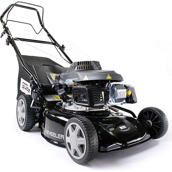 Güde ECO WHEELER 415 P Blackline Benzin-Rasenmäher (2,7 PS, Schnittbreite: ca. 41 cm) für 164,95€ kostenloser Versand