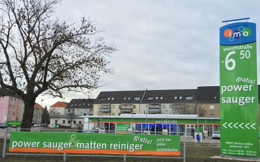 [lokal, Dessau] 50% auf alle Autowäschen bei IMO Car Wash