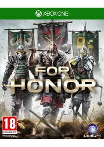 For Honor (PS4 & Xbox One) für je 35,60€ inkl. VSK (Simplygames)