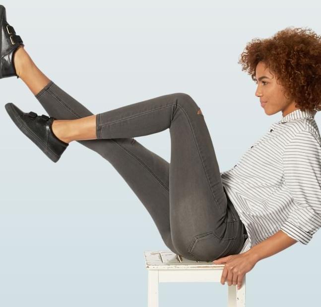Denim-Day bei Tom Tailor mit 20% Rabatt auf alle neuen Jeansstyles - nur heute!