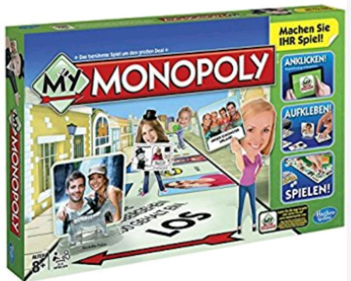 My Monopoly - Lokal Berlin Kik Prenzlauer Promenade - 3,99