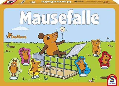 Schmidt Spiele Mausefalle für 6,99€ mit [Amazon Prime]