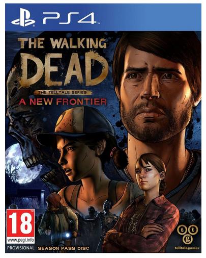 The Walking Dead: The Telltale Games Series - Neuland für 17,80€ (Simplygames)