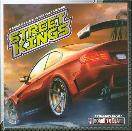 Street Kings im Gruppendeal bei Spiele-Offensive für nur 16,89 Euro - Brettspiele