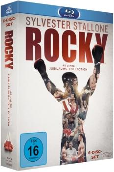 [alphamovies.de] ROCKY - THE COMPLETE SAGA BLU-RAY für 15,94 € Versandkostenfrei ab 17,-€ sonst 2,99 € Versand