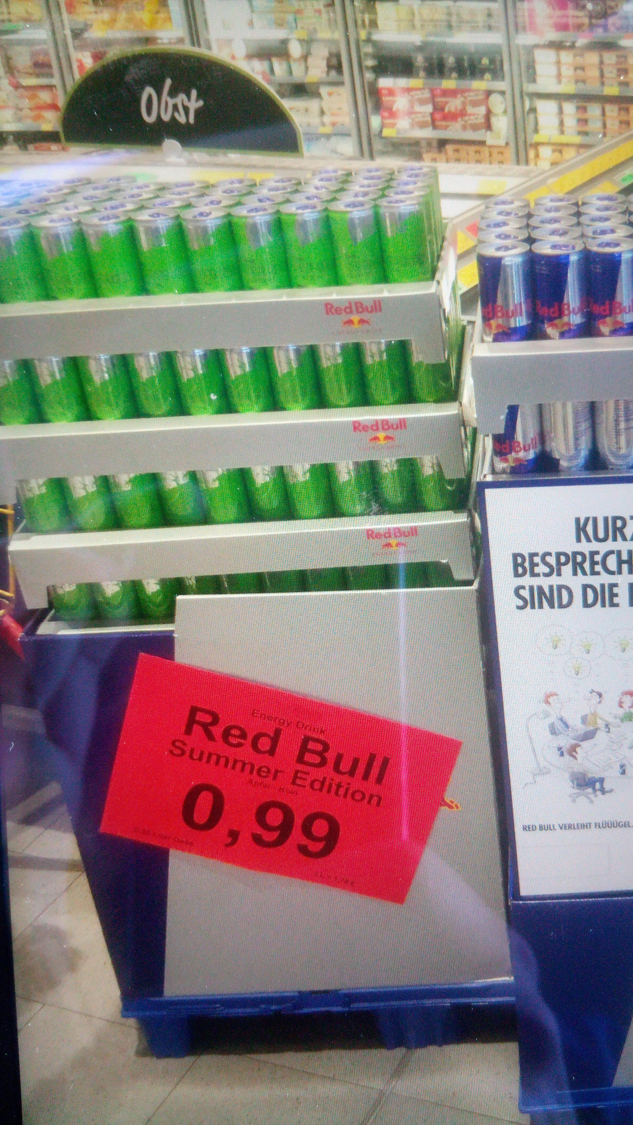 Dortmund Red Bull Green Edition im Rewe von Wantoch reduziert