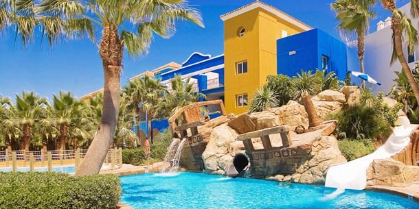 (LTUR.com) 2 Personen - 7 Nächte im 4* Hotel mit 87% HolidayCheck & Frühstück in Andalusien, inkl. Flügen, Zug zum Flug & Mietwagen (344€/Person) // Viele Termine und Abflughäfen