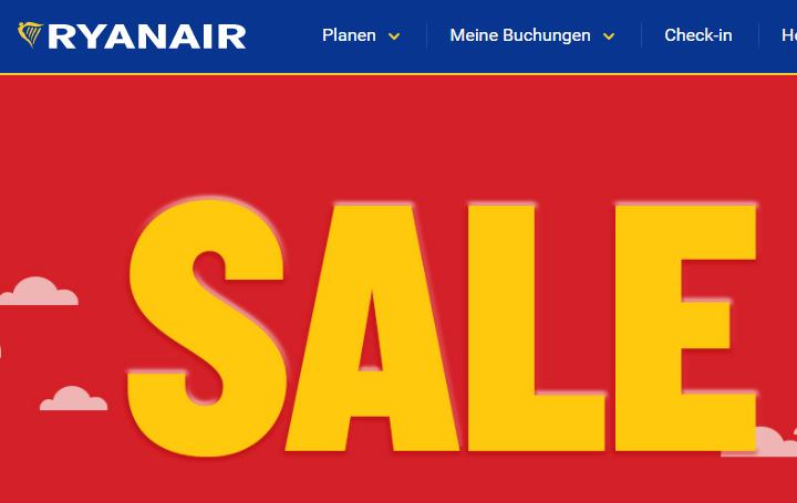 Flug von Hamburg nach Brüssel oder Kattowitz für nur 2 Euro pro Strecke (Ryanair)