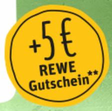 Rewe Gutschein 5€ ab 30€