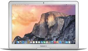 "Apple Macbook Air 13"" / 128GB SSD / 8GB RAM in CH für CHF 799 = ca. €750,-"