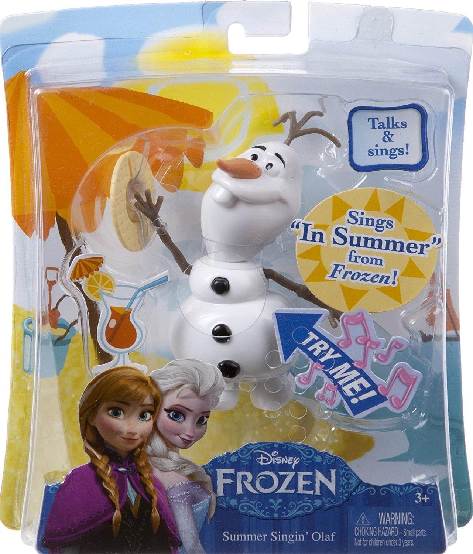 Disney – Die Eiskönigin Elsa & Anna Kinder Summender Olaf für 4,67€