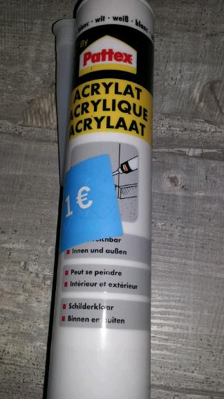 Lidl  Lokal Wilkau-Hasslau Pattex Acryl und Silikon
