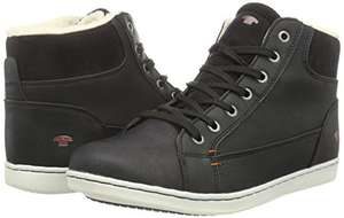 TOM TAILOR Herren High-Top Sneaker [Größe 40 - 46 / 3 Farben]