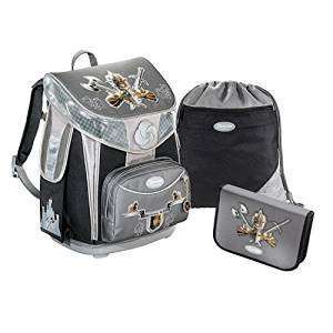 Marketplace @Amazon Sammies by Samsonite Premium Plus Schulranzen-Set 3-tlg Knight knight 85 €