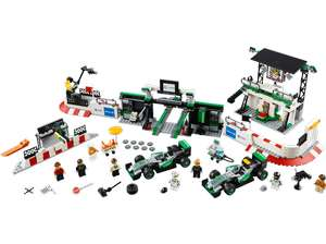 [Saturn] Lego Speed MERCEDES AMG PETRONAS Formula One™ Team (75883) 69,99