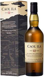 [Amazon] Caol Ila 12 Jahre Islay Single Malt Scotch Whisky (1 x 0,7 L)